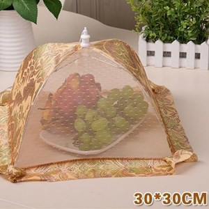 Foldable Food Cover 12 inches - small