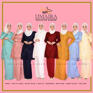 UMAIRA EXCLUSIVE KURUNG