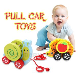 PULL CAR TOYS