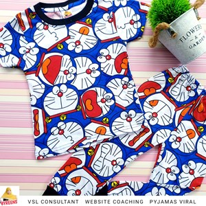 PYJAMAS SEDONDON DORAEMON