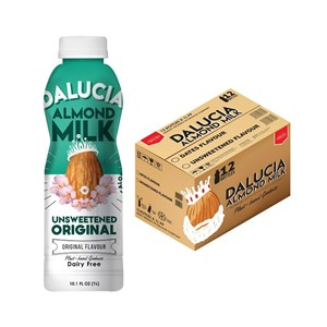 Original Almond Milk Unsweetened 1000ml (CARTON)