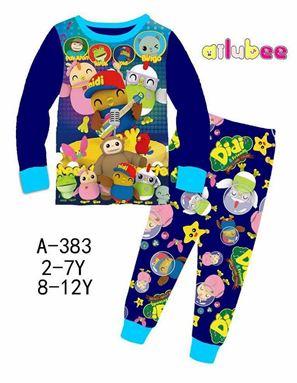 Pyjamas Didi and Friends