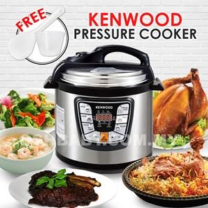 KENWOOD 6L PRESSURE COOKER