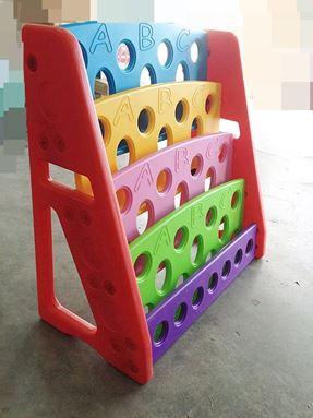 5 TIER CHILDREN BOOK SHELF N00400