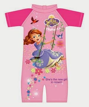 Sofia The First Swimming Suit