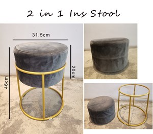 USED 2 in 1 Stool