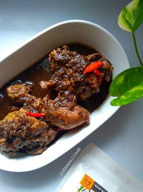 Ayam 'ala' Kicap / Masak Paprik