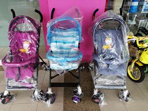 BABY STROLLER 4 WHEEL