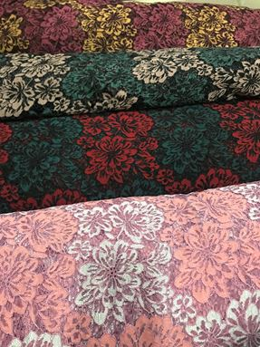Dwi Colour Lace Roses