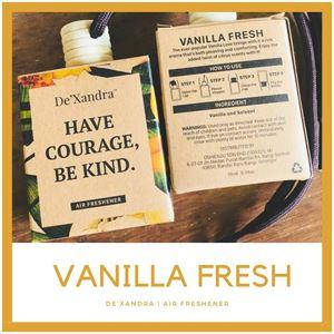 VANILLA FRESH - AIR FRESHENER (10 ML)