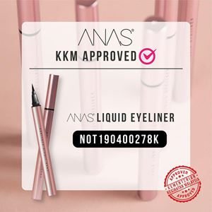 ANAS EYELINER by ANAS COSMETICS