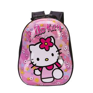 CLEARANCE SALE  KITTY FLOWER Kids Eggshell Bagpack