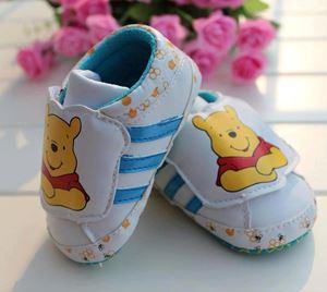 Disney Pre Walker - White Pooh