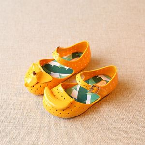 JELLY SHOES ( YELLOW BANANA )