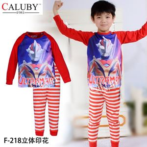 @  F-218 ULTRAMAN RED ( SZ 8 - 12Y )