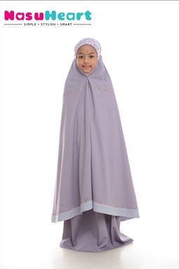 AINA DUSTY PURPLE