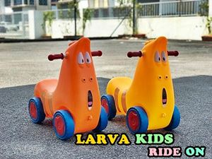 LARVA KIDS RIDE ON