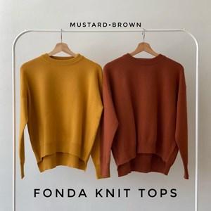FONDA KNIT TOPS