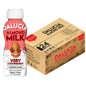 Strawberry Almondmilk 300ml (CARTON)