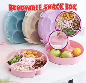 REMOVABLE SNACK BOX