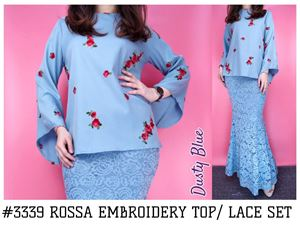 ROSSA EMBROIDERY SET