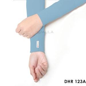 RAUDHAH - DHR 123A SKY BLUE