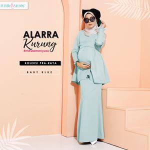 Alarra Kurung - Baby Blue (Pre Order : 3nd Batch)
