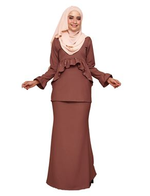 CLARA KURUNG - COCOA BROWN