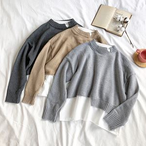 Irregular Lazy Season Jumper