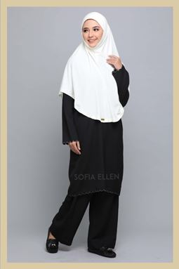 SUIT THALIA BLACK