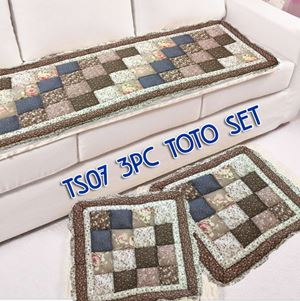 TS07 3pc Toto Set