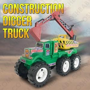 CONSTRUCTION DIGGER TRUCK