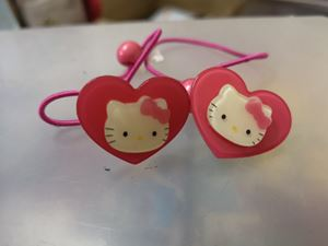 @  HELLO KITTY LOVE RUBBER BAND