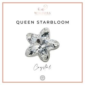 Brooch Star Queen Crystal