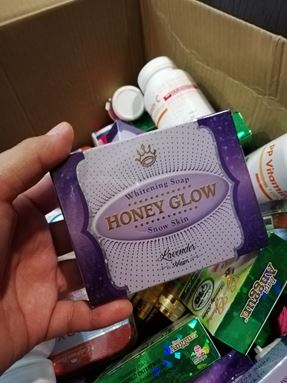 SABUN HONEY GLOW