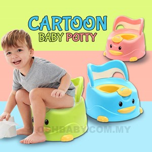 CARTOON BABY POTTY