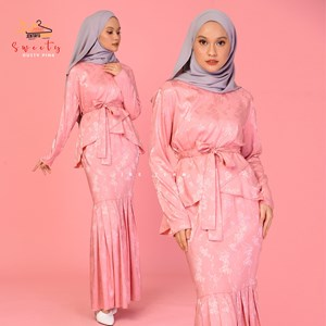 CLEARANCE SALE SWEETY WRAP KURUNG