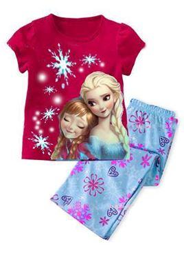 Frozen Pyjama 002
