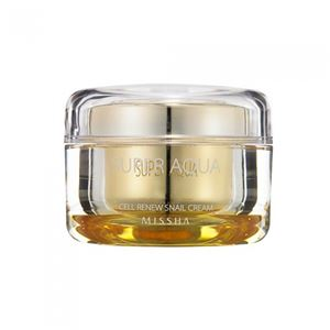 MISSHA Super Aqua Cell Renew Snail Cream (52ml)