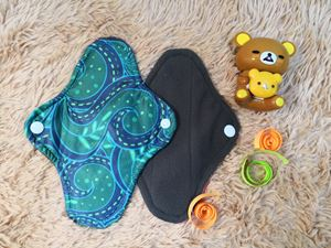 Cloth Pad - Batik (Calming) - Size S