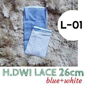 HANDSOCK DWITONE LACE 30CM