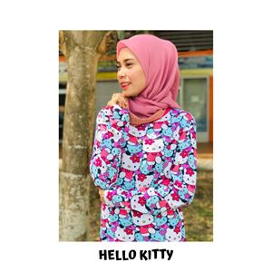 HELLO KITTY  MYSHA  ADULT (RETAILS)