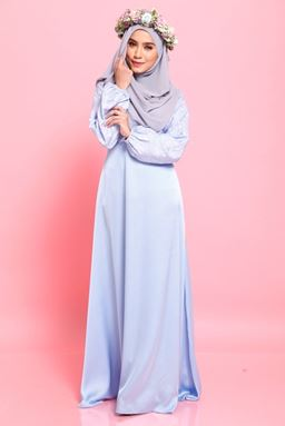 JUBAH Catriona (  Blue )