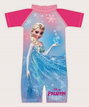 Frozen Swimming Suit - Queen Elsa