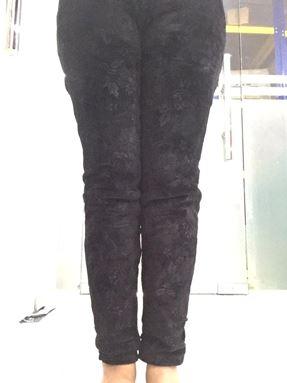 Black Pant Pattern