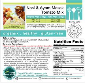 Nasi Tomato Mix