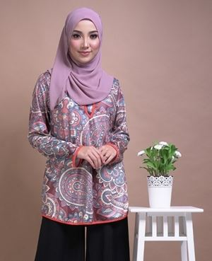 Majestic Blouse MB11 - ONLY SIZE BIG AVAILABLE