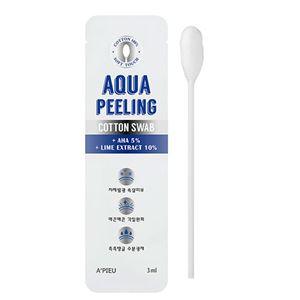 A'PIEU Aqua Peeling Black Head Swab 2.5ml+3ml