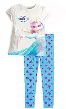 H3M Pyjamas - Frozen 015
