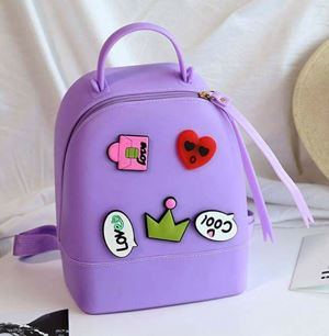 Jelly Backpack - All Purple